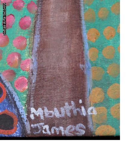James Mbuthia