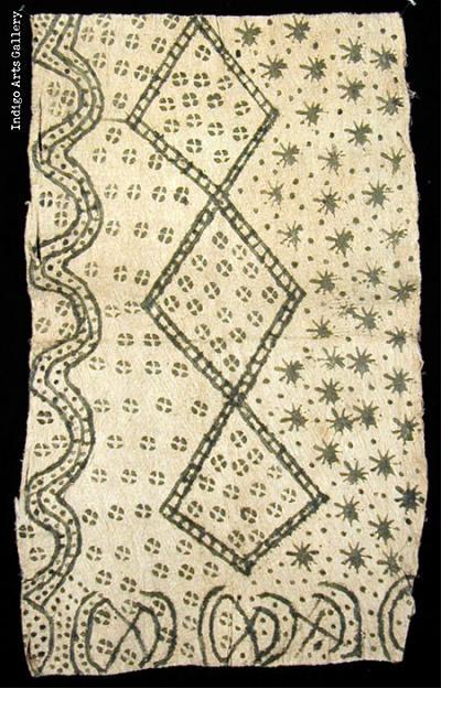 Mbuti - Pygmy Barkcloth