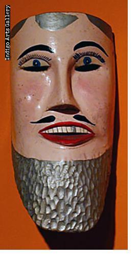 Michoacan Viejo mask