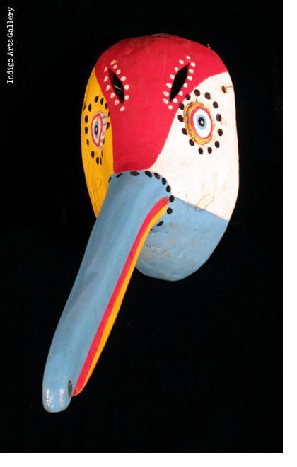 Humming-bird Mask (#mxm093)