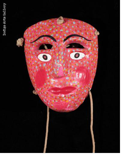 Pescador rosa Mask (#mxm104)