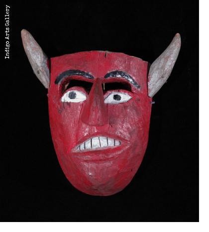 Diablo Mask (#mxm107)