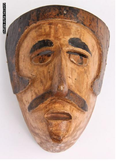 Matachines Mask