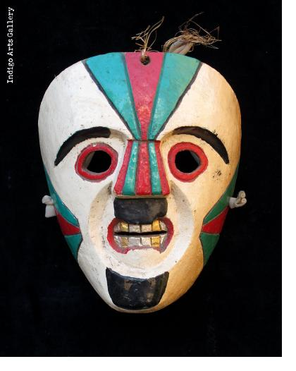 "Huastec ""Chantolo"" mask from Hidalgo"