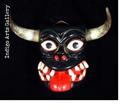 """Diablo """"Satanas"""" Mask"""
