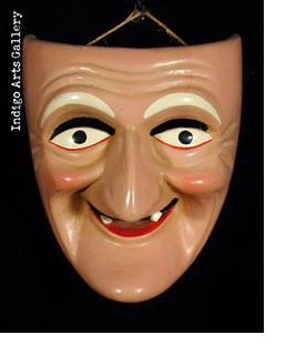 Viejo Mask