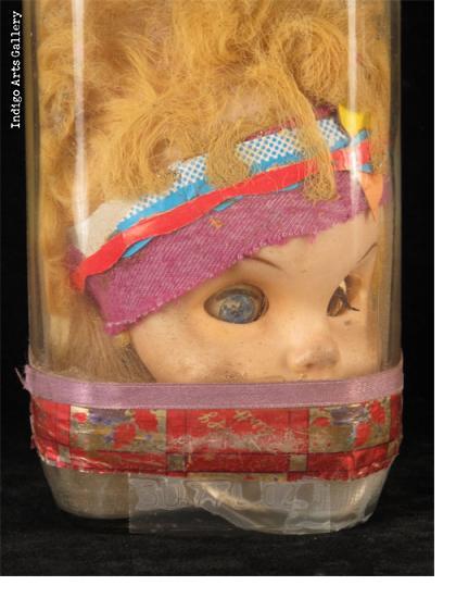 Vodou Bottle Marilyn Houlberg