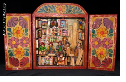 Medium Retablo Shop - Retablo