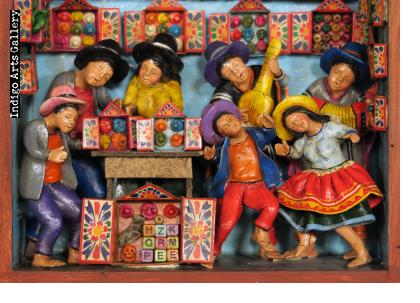 Medium Retablo Shop - Mabilon Jimenez