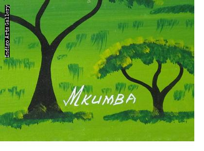 Steven (Said A.) Mkumba