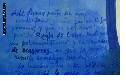 """El Ashé Esta en Cuba serie """"Infantas del Monte"""""""