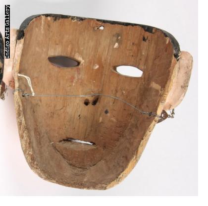 """Maringuilla"" Carnival Mask from Veracruz"