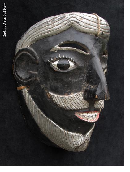 Negrito Mask