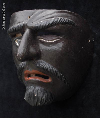 One-eyed Man - Mexican Moor Mask