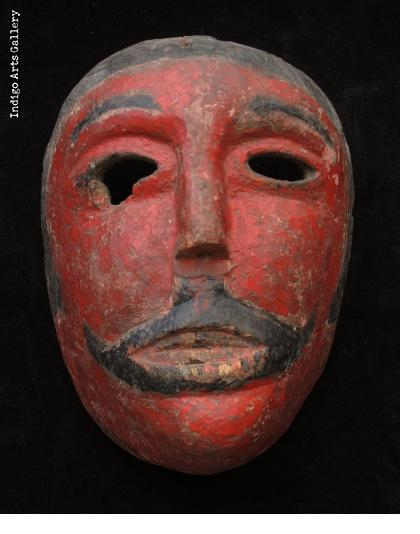 Chantolo Mask from Hidalgo