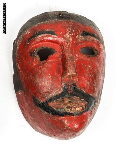 Chantolo Mask from Hidalgo