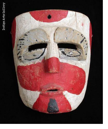 Tocotin Mask from Veracruz