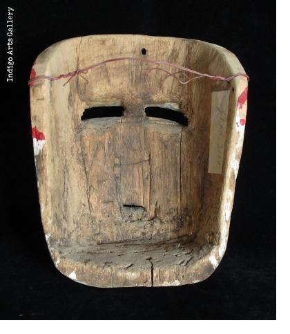 Tocotin Mask from Veracruz