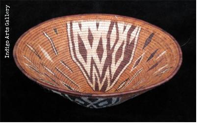 Kavango Basket by Eufemia Kayeru