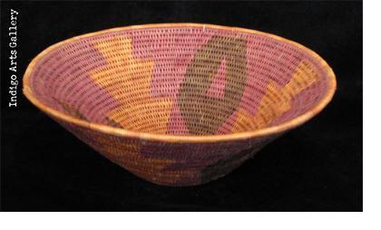 Kavango Basket (#nmb-05) by Mpingana Shinguwe