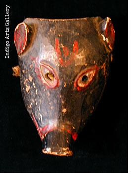 Hindu Festival Boar Mask