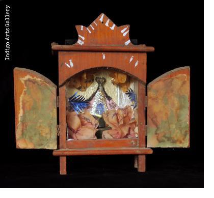 Virgen de Juquila Nicho