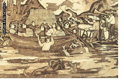 Apanowan (Cruzando el Rio)