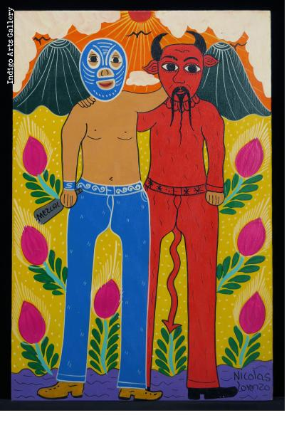 El Diablo y El Luchador