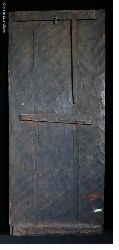 Antique Nupe Door