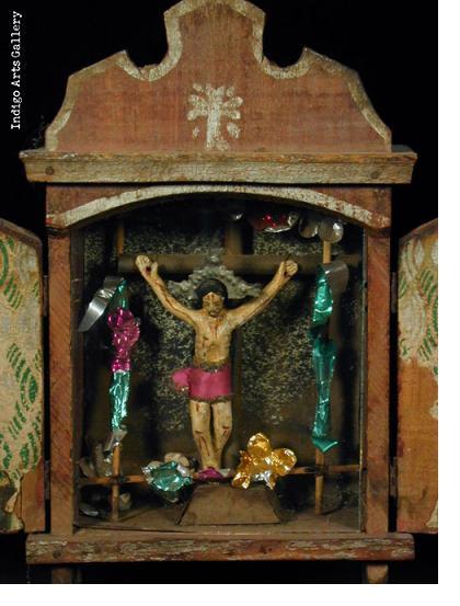 Cristo Crucificado Nicho
