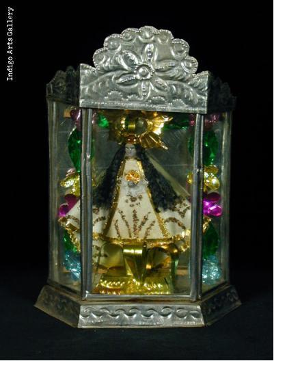 Virgen Tin Nicho