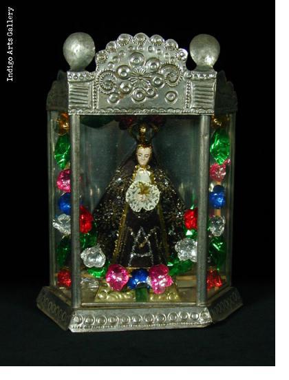 Virgen de Soledad Tin Nicho