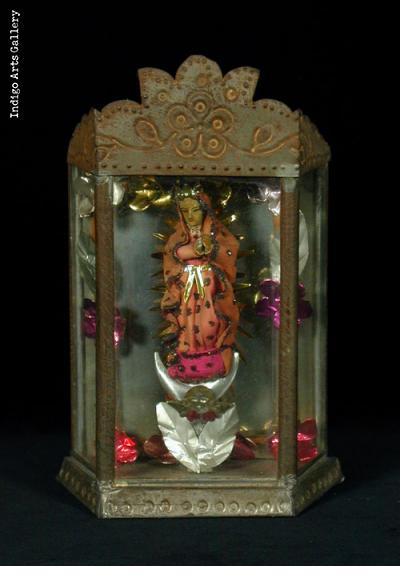 Virgen de Guadalupe Tin Nicho
