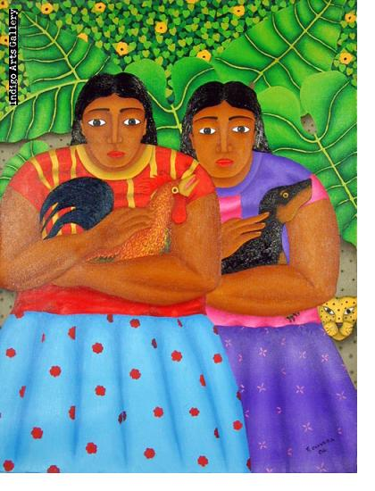 Dos Mujeres de la Selva