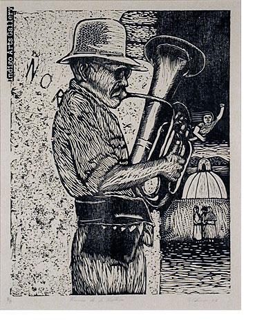 Musico de la Mixteca - Fernando Olivera