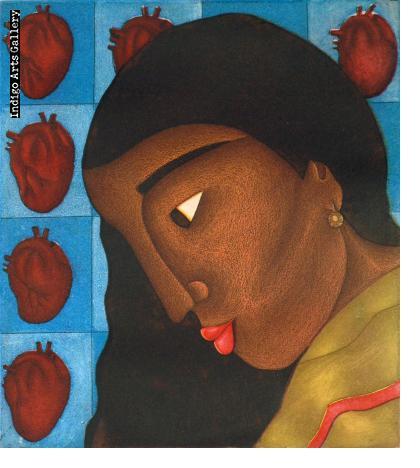 Reyna de Corazones (Queen of Hearts)