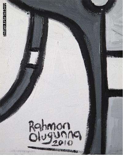 Rahmon Olugunna, Oshogbo, Nigeria