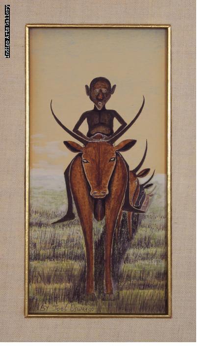 Cattle Herder