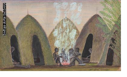 Men in the Village