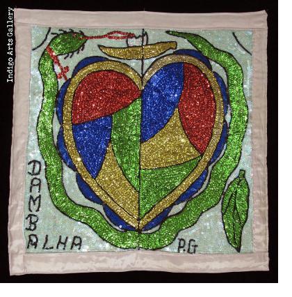 Dambalah Vodou Flag