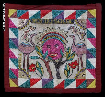 Roi du Soleil - Vodou Flag