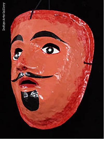 Tres Reyes Mask (#PMSK01)