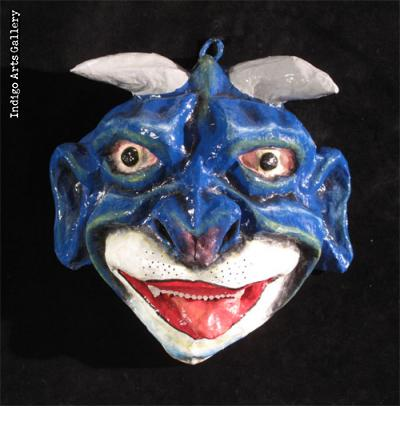Jacmel Carnival Mask