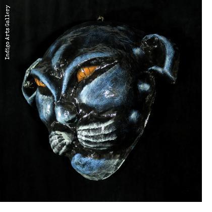 Jaguar Carnival Mask