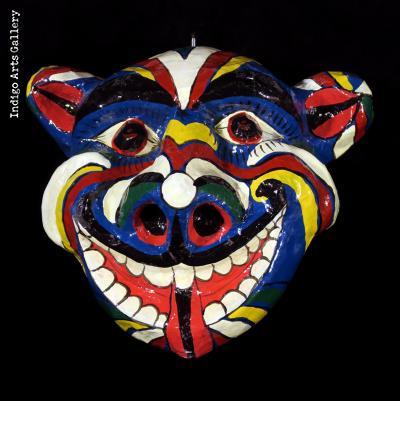 Animal Carnival Mask