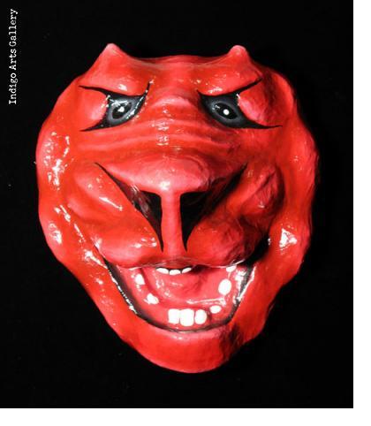 Diable Carnival Mask