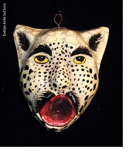 Carnival Masks From Haiti