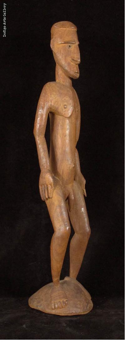 Dayak Figure, Papua New Guinea