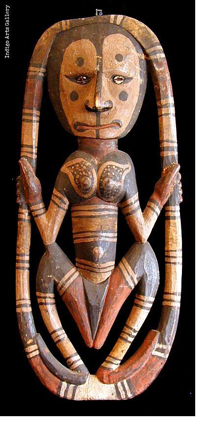 Yamuk figure, Papua New Guinea