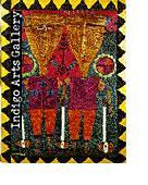 P-07 Marasa - Vodou Banner Antoine Oleyant (Haiti) 1991, Sequinned banner